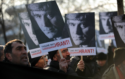 Former police intel chiefs face up to 25 years in jail over Hrant Dink murder