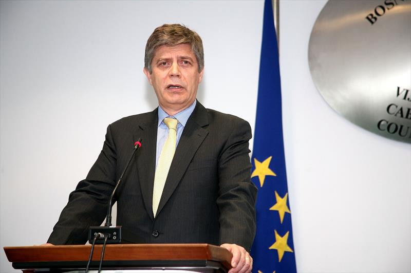 Wigemark: EU wants to support BiH on the path to full membership