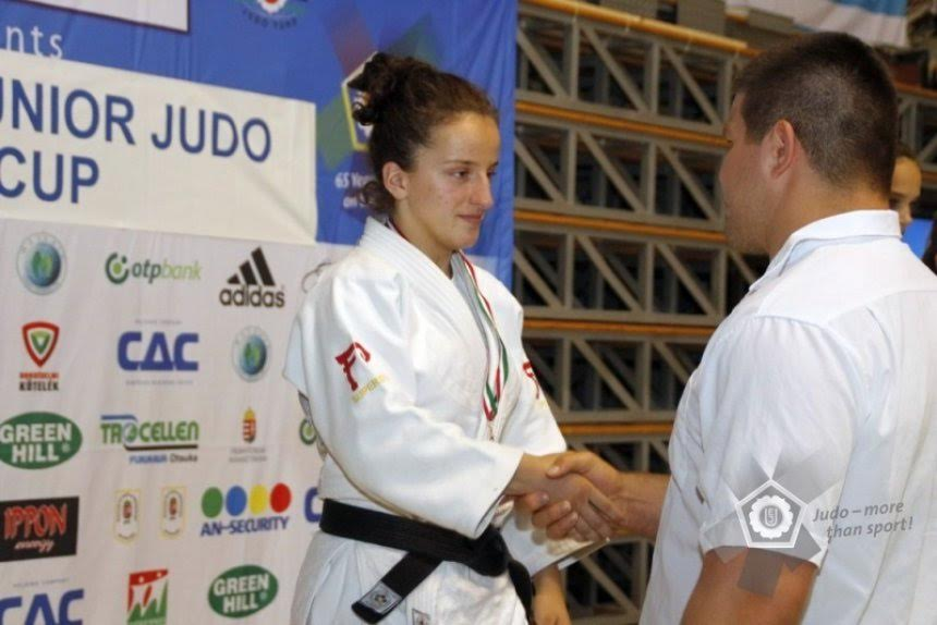 Judo fighter from Kosovo Distria Krasniqi declared world champion