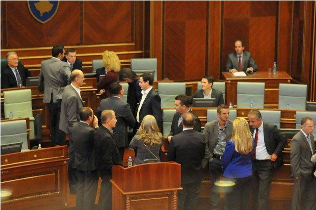 Political crisis in Kosovo escalates