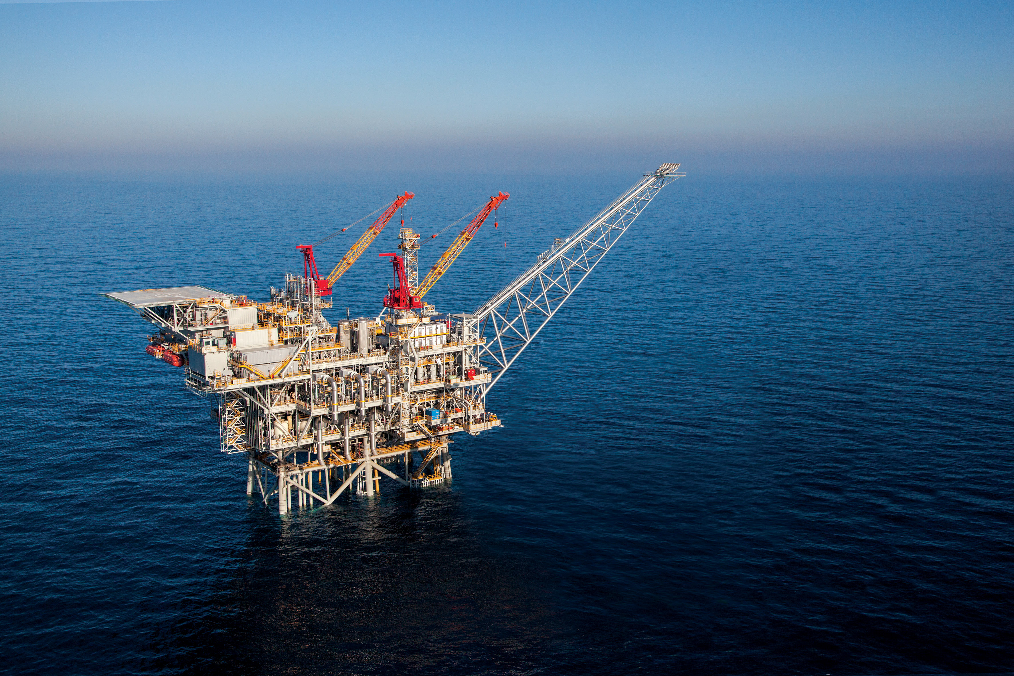 Great interest in Cyprus' oil and gas