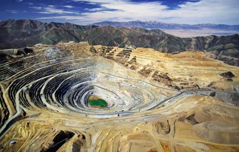 China shows strong interest in rare greek minerals
