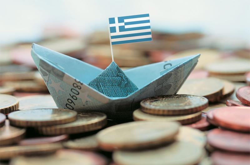 ELSTAT: At EUR 300 bn the Greek debt in the second quarter of 2015