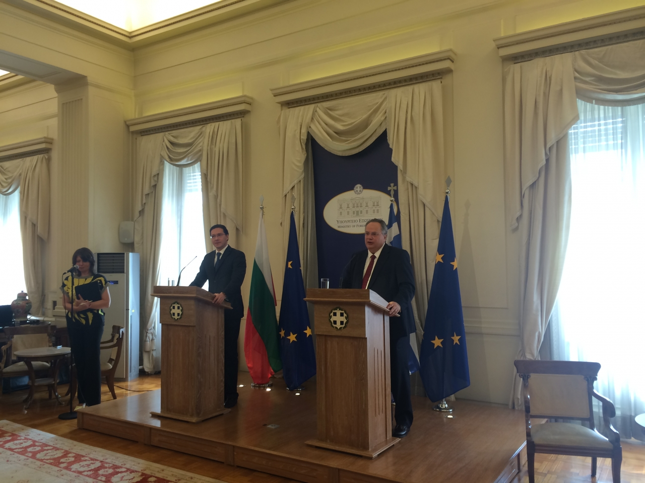Mitov in Athens: Greece and Bulgaria to work together on European integration of Western Balkans