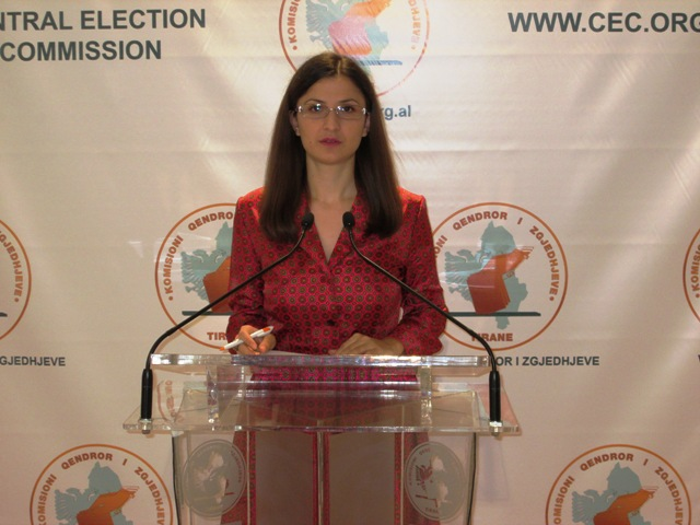 CEC demands 17 political parties to return the funds obtained during the electoral campaign