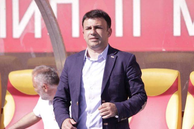FYROM national football team has a new coach