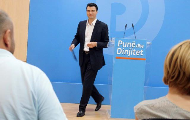 Albanian opposition leader participates in the European People's Party Congress