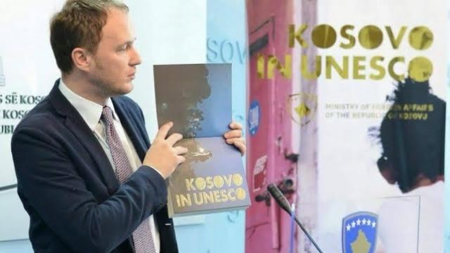 Kosovo is hoping to become a member of UNESCO