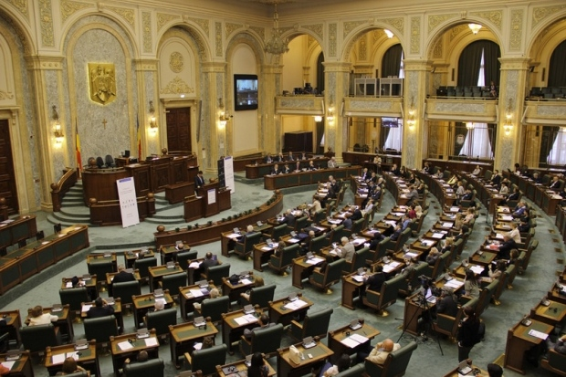 Romanian reimbursable loan to Moldova approved by Senators