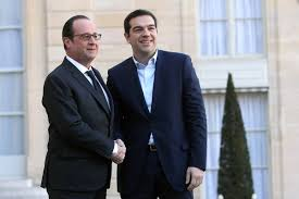 Greece hopes for F. Hollande support ahead of official visit to Athens