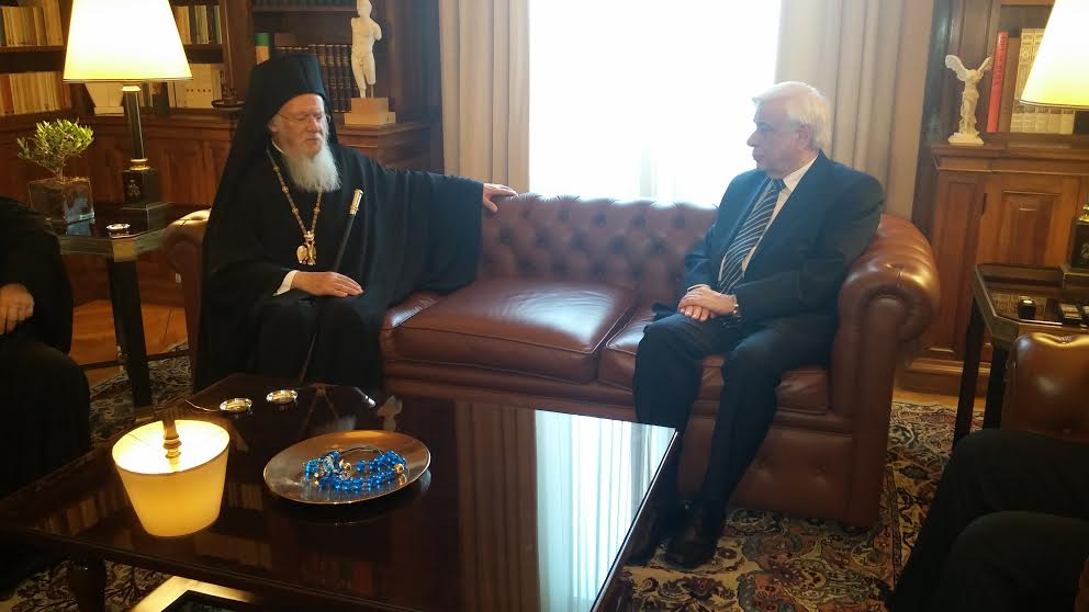"""Ecumenical Patriarch Bartholomew: """"The reopening of the theological school is a subject that 'burns' us"""""""