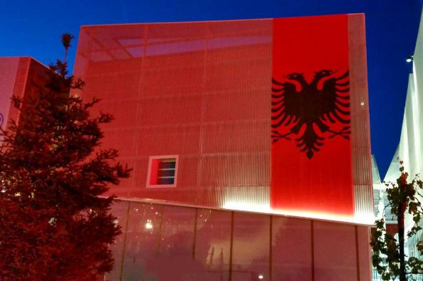 Expo Milano 2015, Albania celebrates the National Day