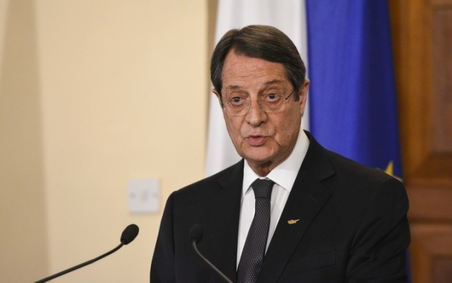 Anastasiades: Necessary to strengthen cooperation between Europe and Asia
