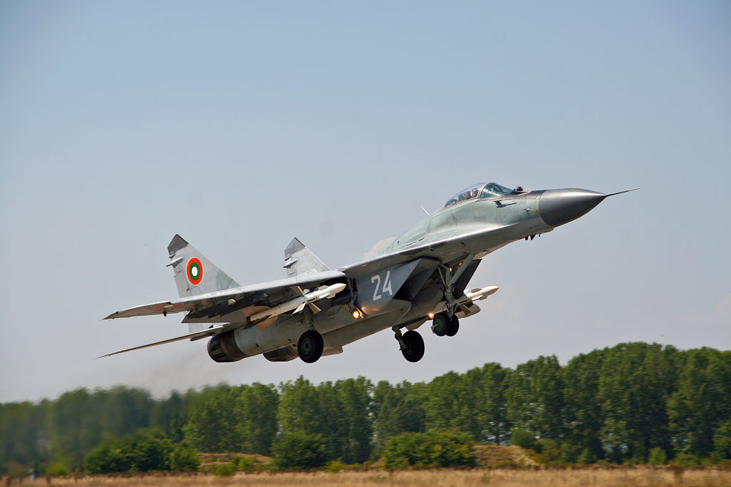 Poland: We do not need permission from Russia to modernise Bulgarian MiG jet fighters