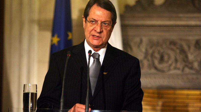 Cyprus can promote the values of the Silk Road Initiative, Anastasiades tells Beijing conference