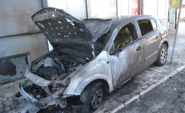 11 cars are set on fire in Kumanovo, a suspect is arrested