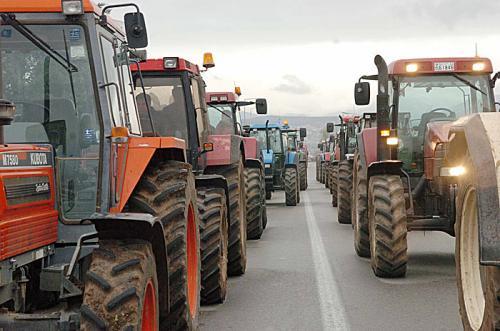 Greek farmers prepare mobilisations