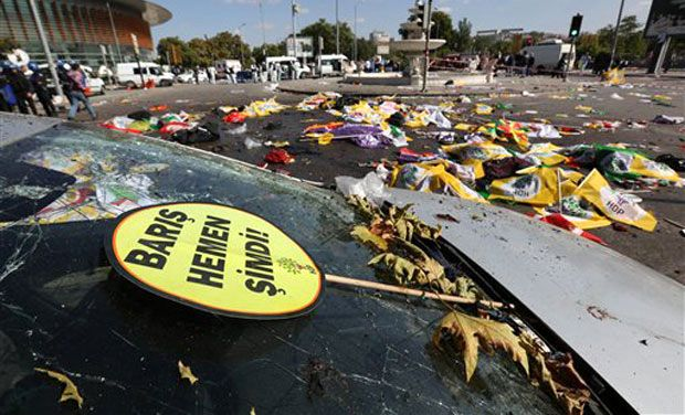 Where is Turkey heading to after the attacks in Ankara?