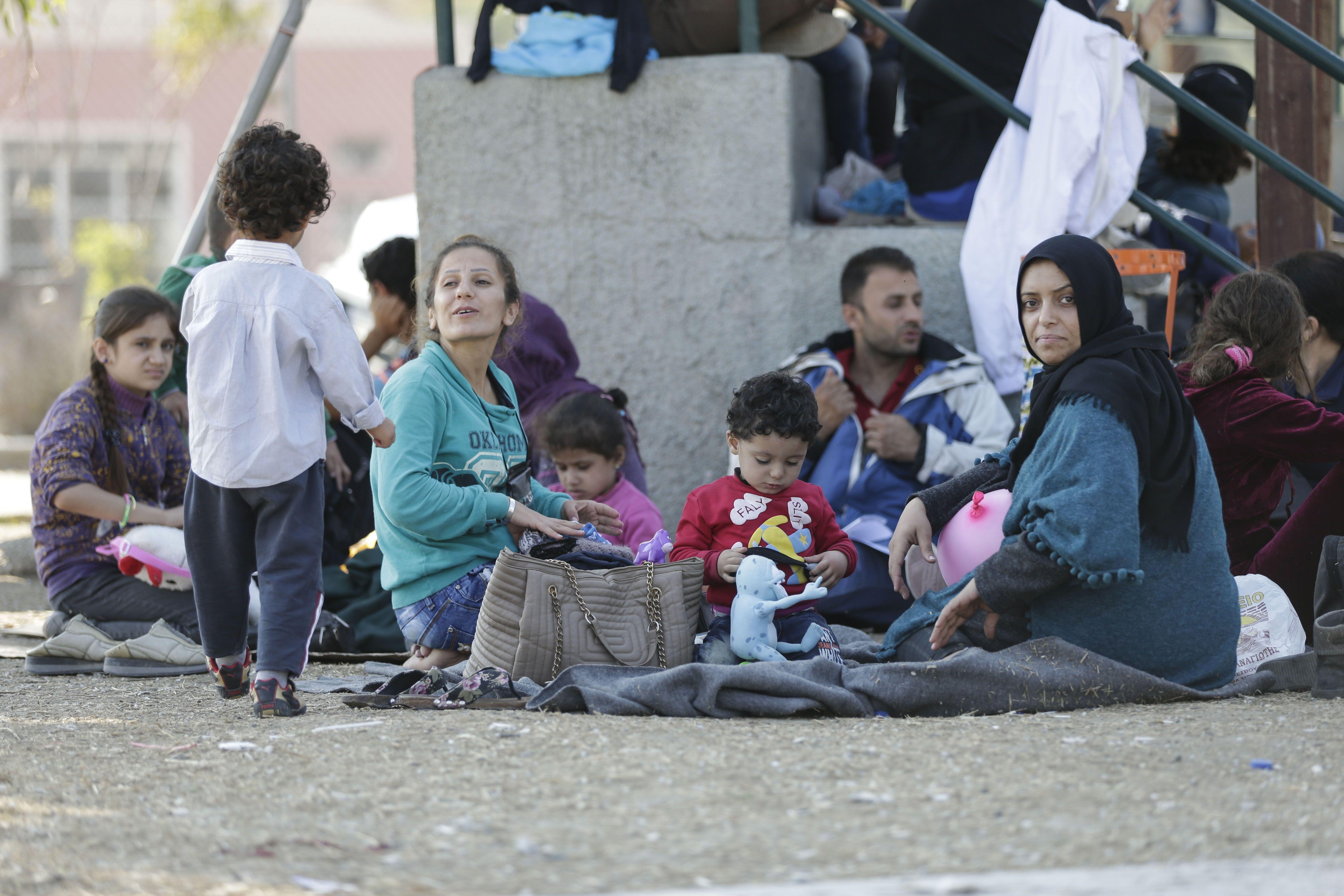 EU-Turkey agreement on refugees issue