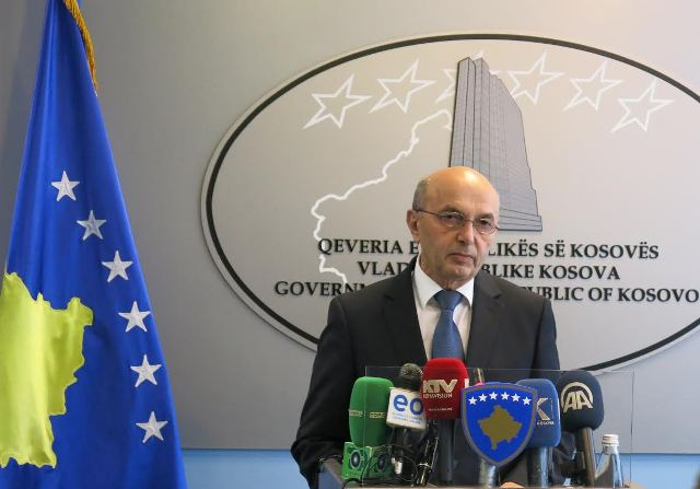 Criteria for the visa liberalization regime will be delivered by 30 November, Kosovo's PM says