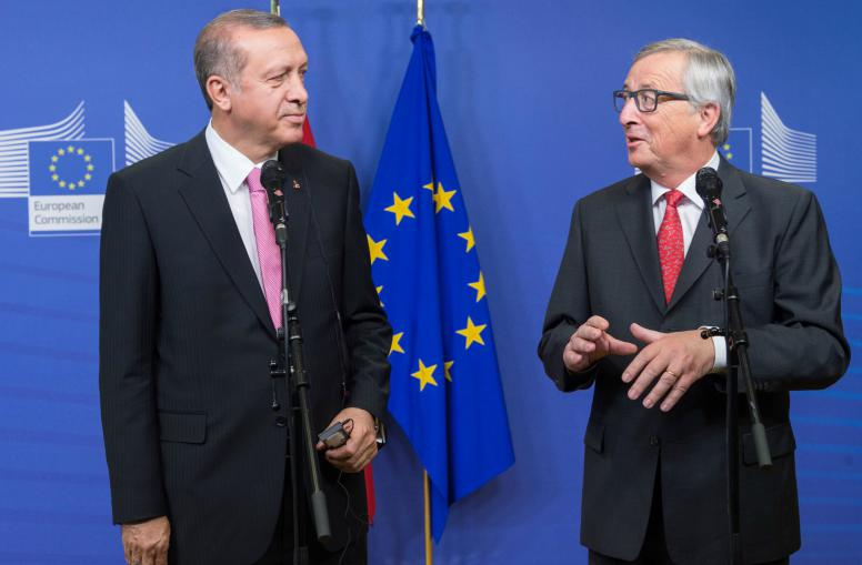 EU preparing MoU with Turkey to deal with immigration issue