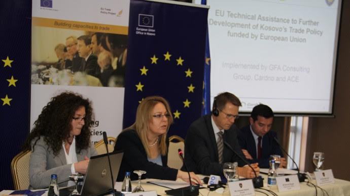 Kosovo toward accession at WTO