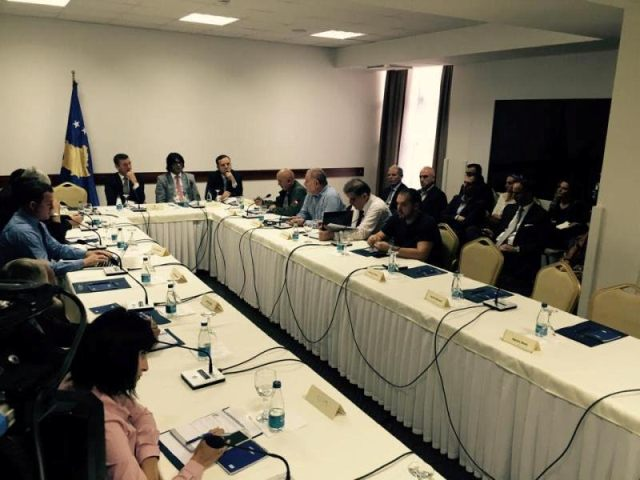 Media and civic society discuss on the political crisis in Kosovo