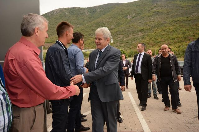 Schisms inside the Albanian party BDI shocks the political arena in FYROM