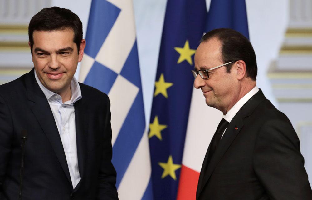 Francois Hollande to visit Athens on October 22-23