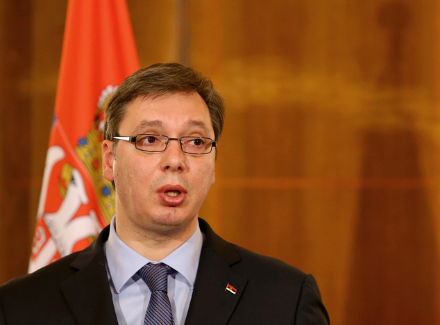 """Serbia with Vucic """"between West and East"""""""