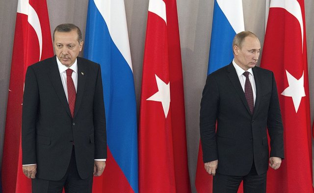 Erdogan: We will not allow a faits accomplis on our borders