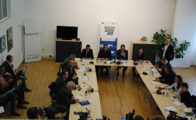 More economic cooperation is demanded between Kosovo and Serbia