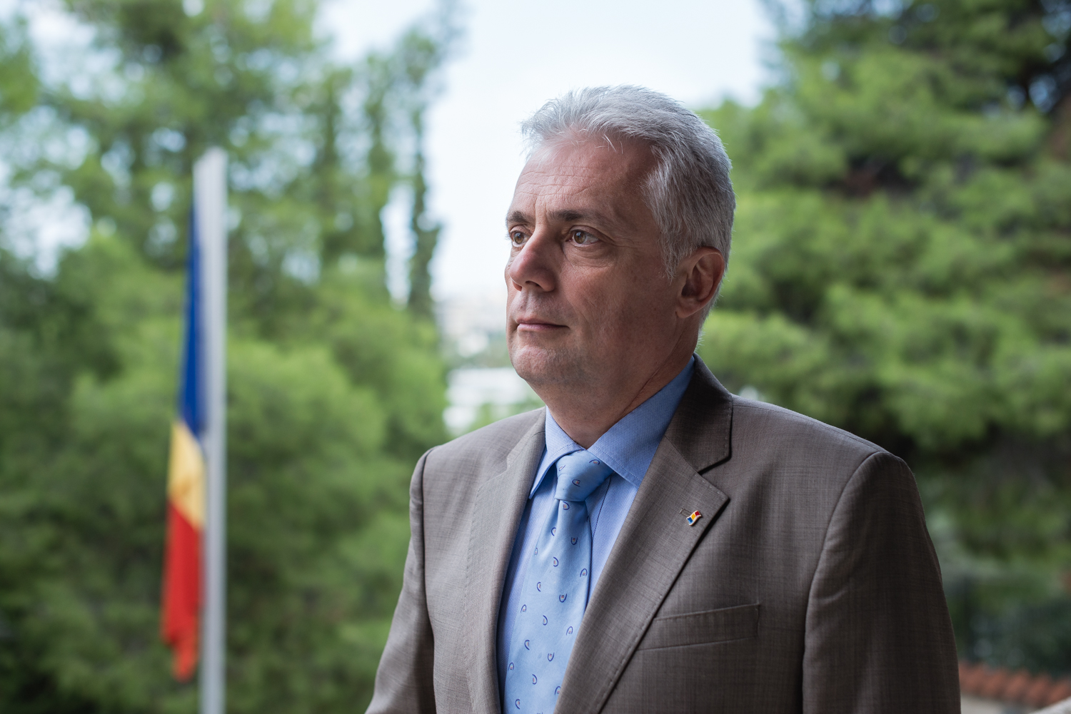 IBNA/Interview with the Ambassador of Romania, Lucian Fătu