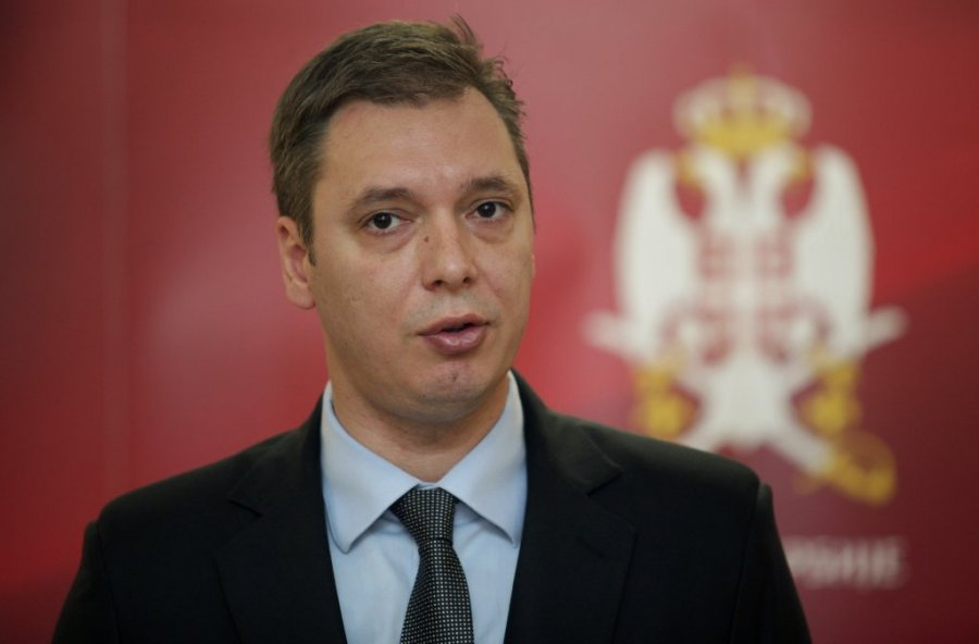"""""""Vucic is the most vulnerable person in Serbia"""""""