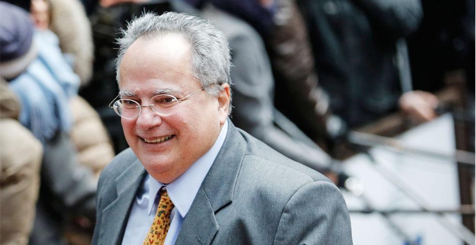 Nikos Kotzias in two day official visit to Iran