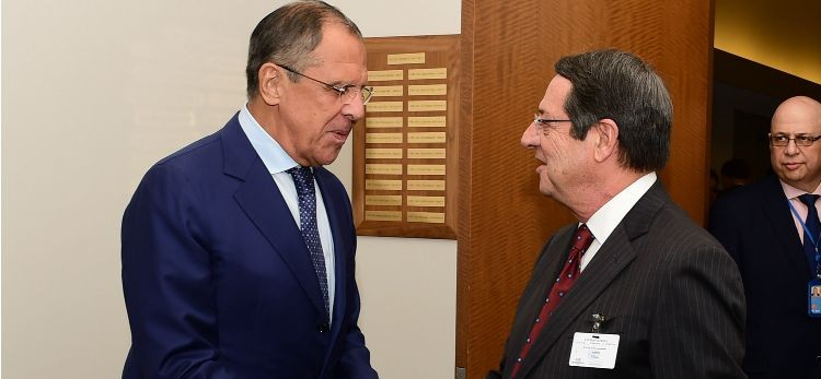 Lavrov in Cyprus to discuss EU-Russia ties