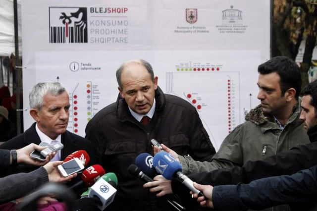 """Buy Albanian"" fair opens in Pristina"