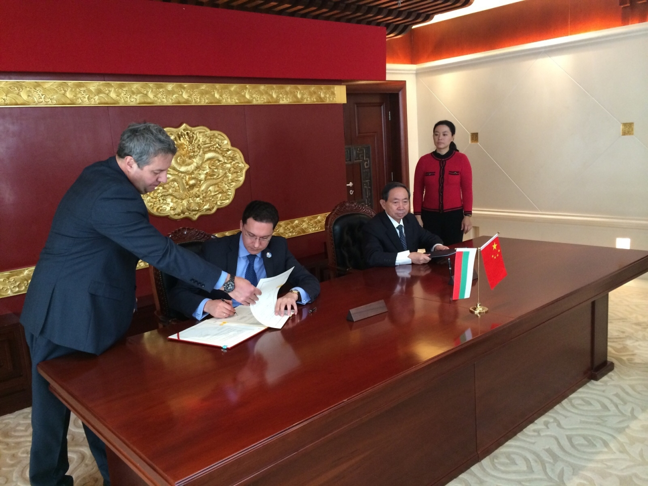 Bulgaria, China agree on joint economic projects on Silk Road