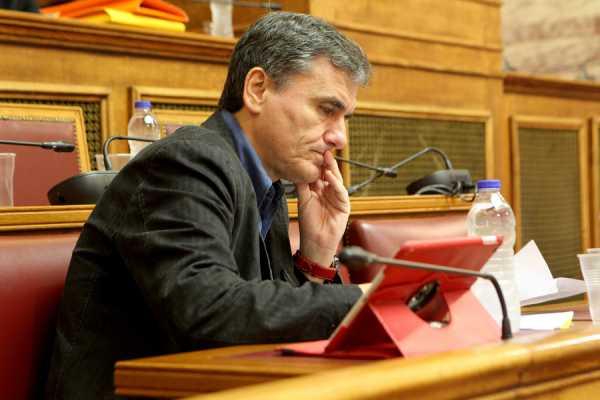 Tsakalotos: We have a road map out of the crisis