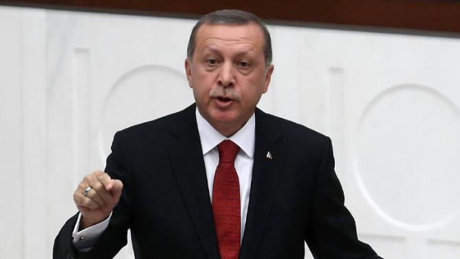 """Erdogan: """"Shame on you Putin. I would have done the same today"""""""