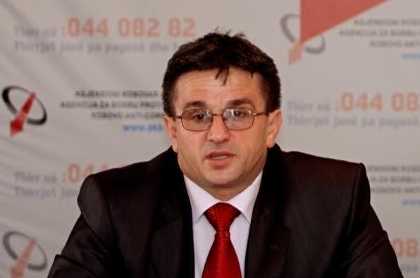 Fight against corruption  in Kosovo