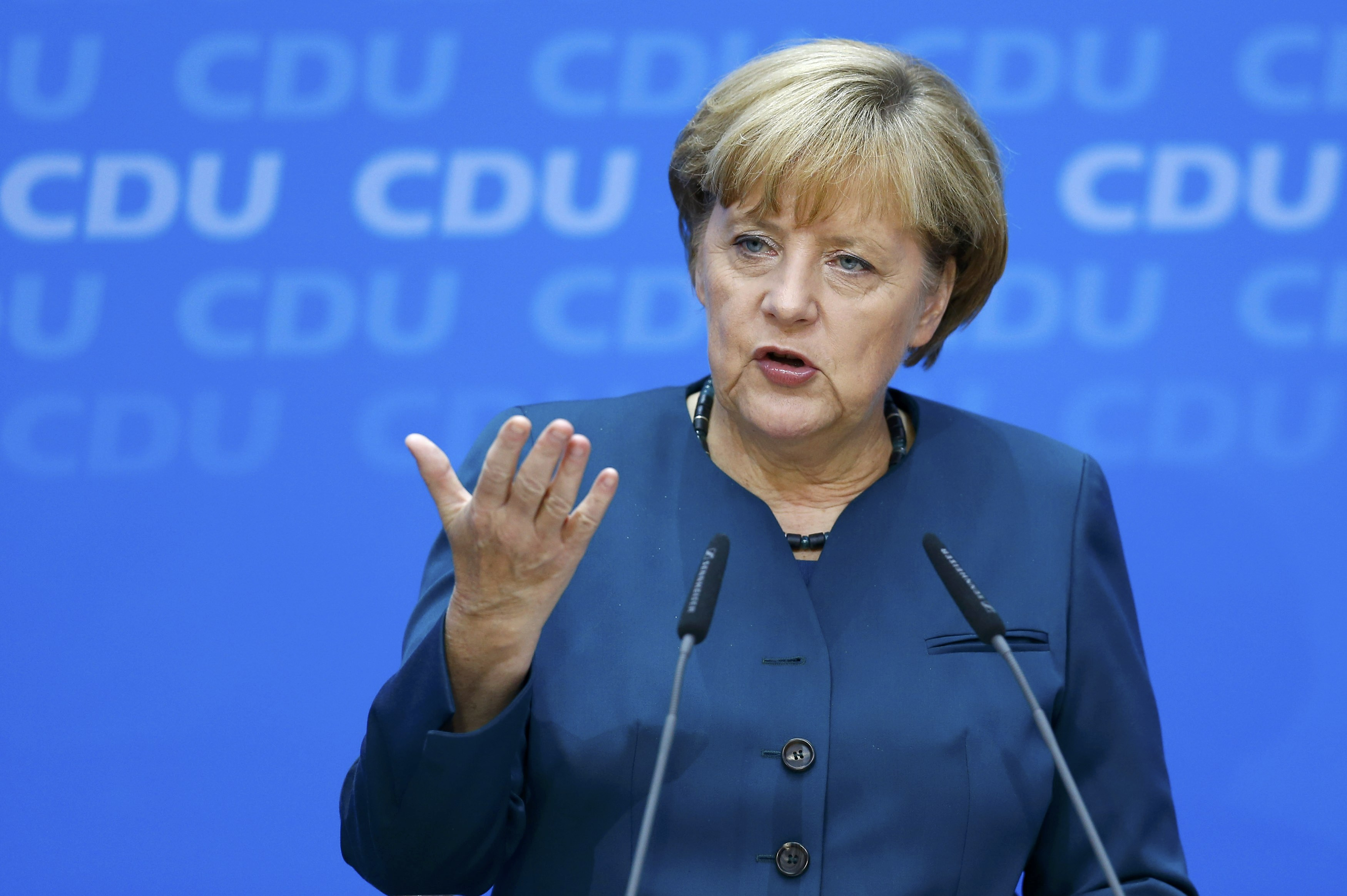 Merkel returns to the issue of Greek-Turkish cooperation in the Aegean