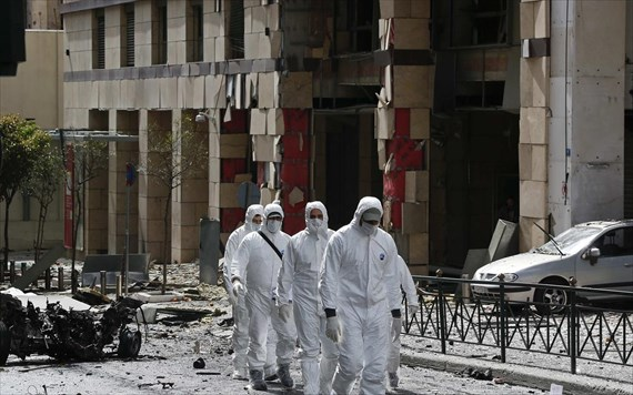 Bomb explodes outside SEV offices in Athens