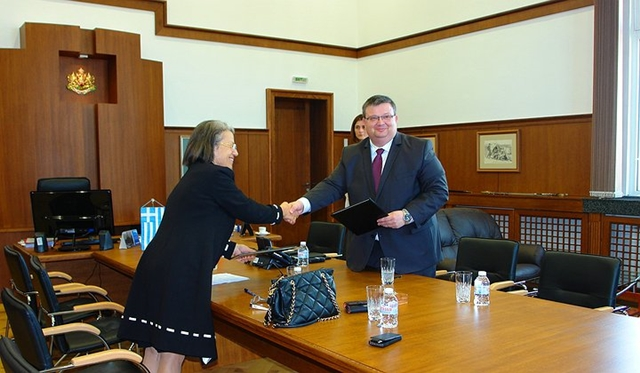 Chief prosecutors of Bulgaria, Greece sign co-operation agreement