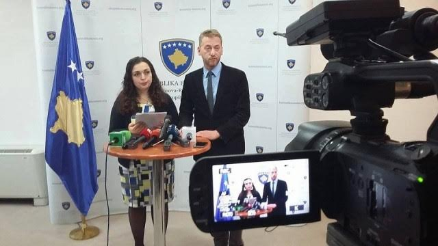 Agreement for the solution of the political crisis in Kosovo
