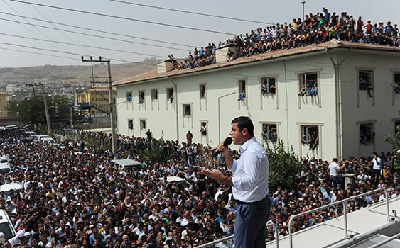 Rumors for an assassination attempt of the president of HDP