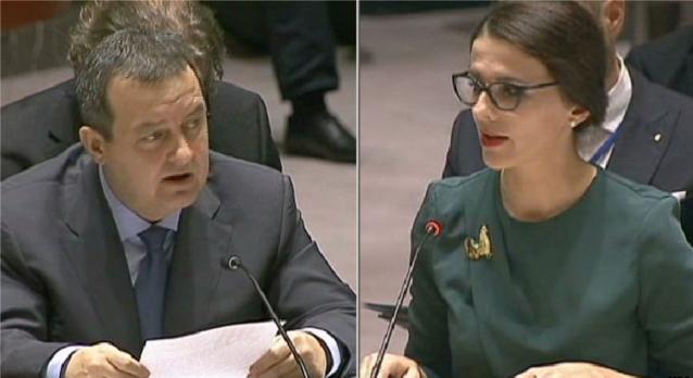 Kosovo and Serbia 'clash' in the UN Security Council