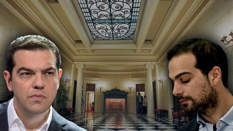 Syriza MP Gabriel Sakellaridis resigns ahead of prior actions vote
