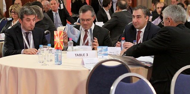 Gilauri in Skopje: The country has made steps forward, results from the reforms are clear