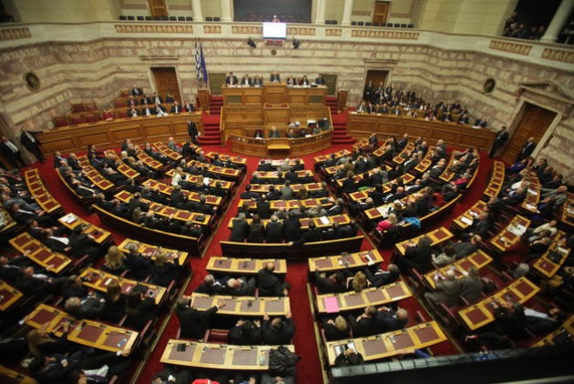 Greek tax hikes meet strong opposition